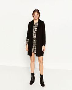 Image 2 of COAT from Zara