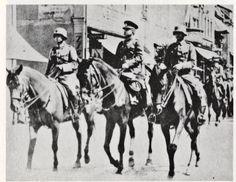 General Prayoon Phamonmontri 1897 - 1982) at the Infantry Regiment 48 in Berlin-Neustrelitz, 1941 Credit: 120 years of German-Thai Friendship