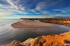 Onkaparinga River, Port Noarlunga, Adelaide, South Australia