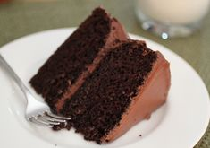 Gluten-Free Tuesday: One Bowl Chocolate Cake Recipe | Serious Eats