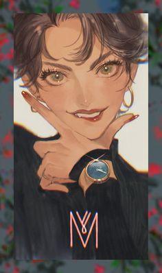 Art And Illustration, Girl Illustrations, Anime Art Girl, Manga Art, Pretty Art, Cute Art, Aesthetic Art, Aesthetic Anime, Art Sketches
