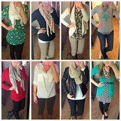 all things katie marie: Katie's Closet ~ Six Month Recap