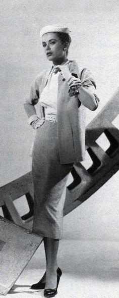 Grace Kelly for 'Rear Window' - costume by Edith Head, 1954.