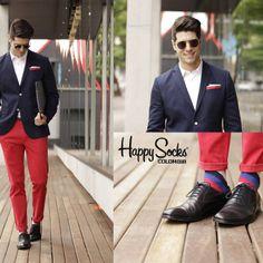 #Lookbooks #alestilohappysocks #happy #happysocks #happysockscolombia #calcetines #moda #fashion