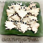 GHOST MERINGUE TREATS