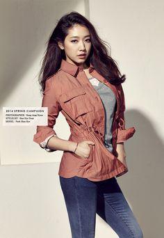 More JAMBANGEE SS2014 Visuals Feat. Park Shin Hye & Ahn Jae Hyun | Couch Kimchi