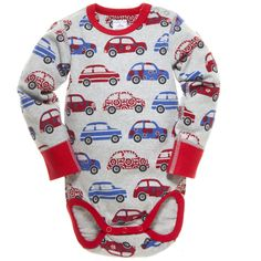 happy car jam onesie / polarn o. pyret $14