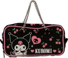 Small Kuromi bag.