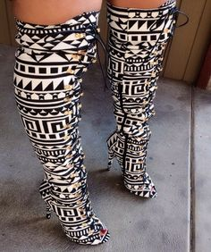 "Know someone who would love these. Really cool...these are for the big leg girls ""MEEEEEEE""!!!! Yes I lovem!!!! -Khalida"
