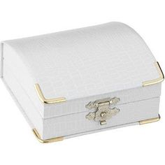 Royal Oyster Flap Earring Box...(61-8468:239493:T).! Price: $19.99 #earringbox #jewelrybox