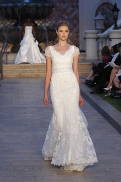 Wedding Dress Issues + Enzoani Spring Summer '13 Collection | The Knotty Bride™ Wedding Blog + Wedding Vendor Guide