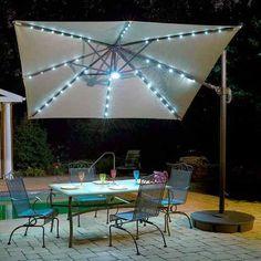 7 x 9 Rectangular Market Umbrella Products Pinterest