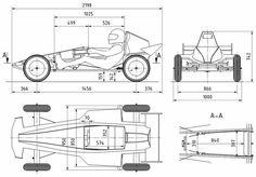 Gokart Plans 721279696543743783 - Source by Go Kart Chassis, Mini Buggy, Go Kart Designs, Dirt Bike Room, Dirt Bikes, Go Kart Buggy, Go Kart Plans, Diy Go Kart, Karting