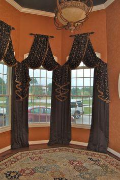 Draperies - Exciting Windows by Kim Lyon