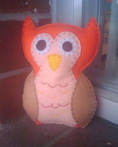 Little Felt Owl - free