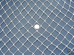 "9' x 25' Golf Barrier Backstop Baseball Lacrosse Golf Netting Net 1"" 15 | eBay"