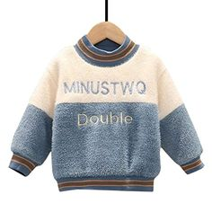 Hopscotch Baby Boys Polyester Full Sleeves Text Printed Neck High Sweatshirt in Blue Color for Ages 12-24 Months (Wer-3237651): Amazon.in: Clothing & Accessories Hopscotch, Full Sleeves, Printed Sweatshirts, Winter Clothes, Clothing Accessories, Baby Boys, Pullover, Amazon, Prints