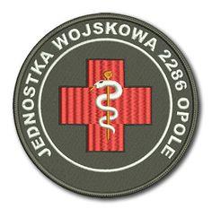 Naszywka Jednostka Wojskowa 2286 Opole