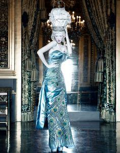 Dior - Patrick Demarchelier