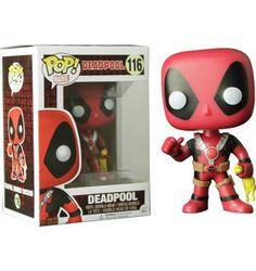Funko Pop! - Deadpool - Walgreen's Exclusive - Rubber Chicken