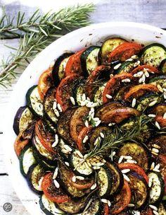 pascale naessens - gegrilde groenten