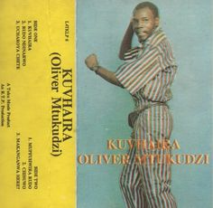 Oliver Mtukudzi - Kuvhaira - Awesome Tapes From Africa Greatest Album Covers, Japanese Poster, Great Albums, Field Day, Man Up, Get Tickets, Music Albums, Africa, Interesting Stories