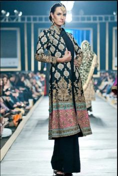 Stunning black couture - HSY