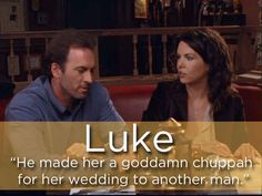 An In-Depth Analysis Of Lorelai Gilmore's Love Interests