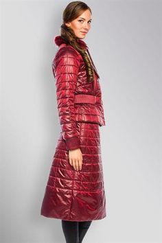 Пуховик куртка женский valtherm