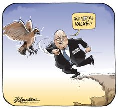 20160828rValke - Pravin stands up to the Hawks, but at what cost? Brandan's cartoon