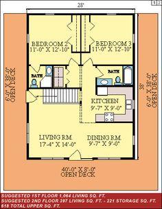 Small Log Cabin Floor Plans | log_home_plans_log_cabin_plans_and_floor_plans_Aspen2-1st.gif