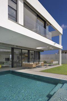ZA House by Shachar Rozenfeld Architects - MyHouseIdea