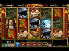 Halloween - http://freeslots77.com/online-casino-slot-machine-halloween/ - Do you love to read stories of vampire? You can derive 100% thrill when you play free Halloween slot. EGT is the creator of this game that bears a template of 5 reels and 20 paylines to work with. With gamble, free spins and progressive jackpot features, you can win big prizes. The game presents...