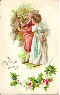 My Christmas Greeting Vintage | Flickr - Photo Sharing!