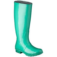 #Hunter Boot look-a-likes. Just got the grey, I have the mint green ones on my wish list for winter :)