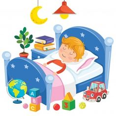 Little Cute Kid Sleeping At Bed - Buy this stock vector and explore similar vectors at Adobe Stock Vector Free, Living Room Vector, Crying Kids, Mirror Vector, Kids Going To School, Kids Reading Books, Apple Vector, Teen Boys, Disney Cars