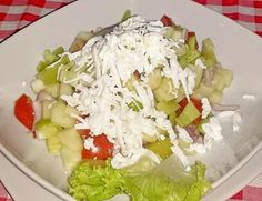 sopska salata recept