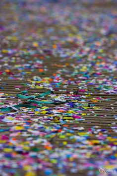 your daily dose of confetti!