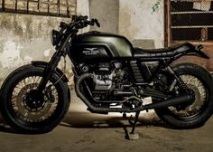 Welcome to Cafe Racer Design! We focus solely on showcasing the design of Cafe Racer Motorcycles. Cafe Racer is a term used for a type of motorcycle and the cyclists who ride them! Triumph Scrambler, Moto Guzzi Motorcycles, Scrambler Custom, Cafe Racer Motorcycle, Custom Motorcycles, Custom Bikes, Motorcycle News, Motorcycle Engine, Vintage Motorcycles