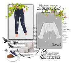 """""""romwe 6/IV"""" by amina-haskic ❤ liked on Polyvore featuring WALL"""