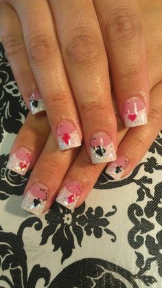 Vegas nails by nikki eilts of tiptoe nail salon nailed it shidale nails vegas nails the suits prinsesfo Gallery