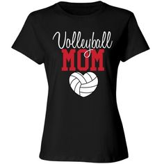 Volleyball Mom - Enter name and number on back