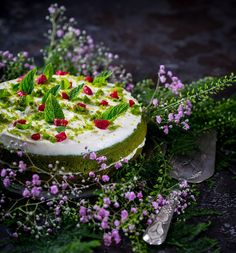 BaxterStorey's Great British Bake Off recipe: Moss Cake