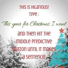 """""""This year for Christmas I want ya back home. Facebook Group Games, Facebook Party, For Facebook, Facebook Engagement Posts, Social Media Engagement, Christmas Post, Christmas Quotes, Christmas Names, Text Games"""