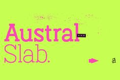 Austral Slab Maplines Thin Free is the part of Austral Slab typefamily. A hand-drawn layered font designed by Antipixel