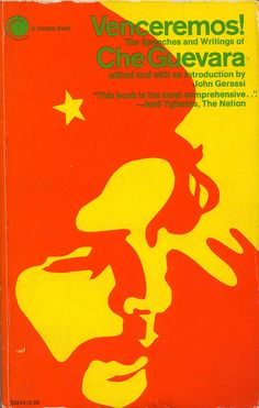 Che Guevara, Venceremos, 1969 / Design: John and Mary Condon