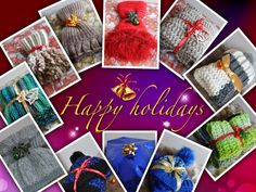 Happy Holidays from Tanelly! http://etsy.me/2iVv9rW #etsy #tanelly