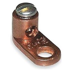 Connector, 1 Conductor by Thomas & Betts. $6.80. Mechanical ConnectorsUL Listed and CSA Certified (except 3LN36 is not CSA Certified).Copper, CompactFeature 1-pc. construction and plated steel screws. Uses: For copper conductors.3LR07 is cast from high strength bronze alloy3LR06, 3LR08, 3LR04, and 3LR05 are cold forged from pure electrolytic copper with 99% conductivity1 Conductor Connector, Head Style Socket, Minimum Conductor Size 8 Sol AWG, Maximum Conductor Size 1/0...