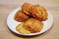 Glutenfrie rundstykker med cottage cheese og havre