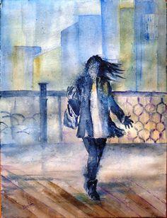 Benilde-rodriguez_huyendo-de-la-lluvia